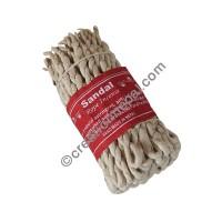Sandal rope incense