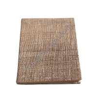 Hemp cover notebook