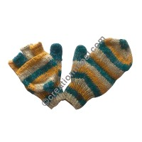 Woolen cover gloves1