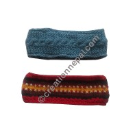 Woolen head band