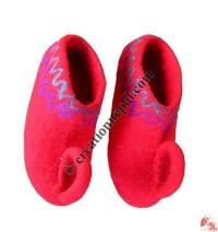 Felt Shoes 4