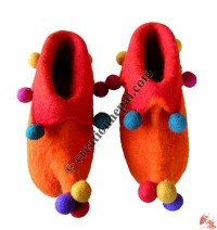 Baby Felt Shoes 2