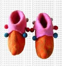 Baby Felt Shoes 3