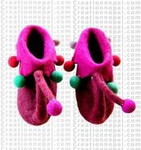 Baby Felt Shoes 5