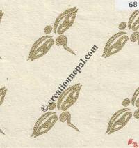 Nepali lokta paper sheet68