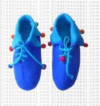 Felt shoes 19