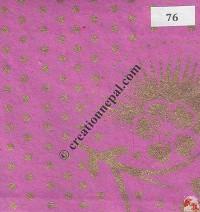 Nepali lokta paper sheet76