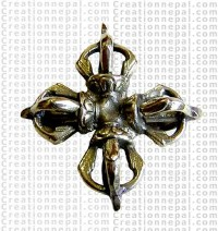 Bishwo Vajra pendant