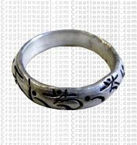 Carved finger ring 2
