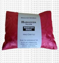 Hangover pillow