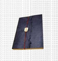 String closure notebook