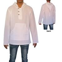 Cotton fisherman shirt