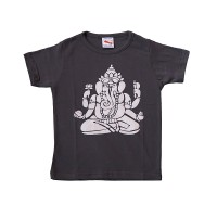 Ganesha print cotton kids t-shirt