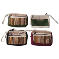 Gheri cotton assorted purse