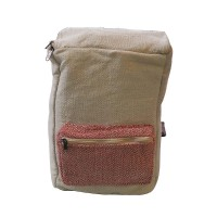 Hemp high quality computer bag
