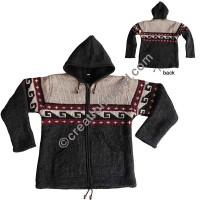 Woolen jacket 26