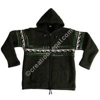 Woolen jacket 27
