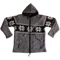 Woolen jacket 28