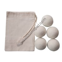 Dryer balls (pouch of 5)