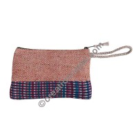 Hemp and Gheri purse