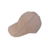 Hemp-cotton baseball cap