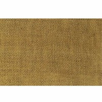 Pure hemp yellow veg. dyed zigzag 28 inch fabric