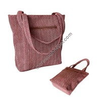 Hemp cotton tote bag