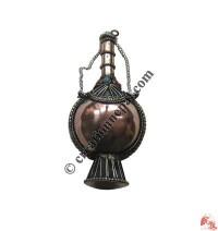 Cupper bottle pendant