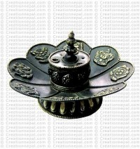 Candle holder/ incense burner2