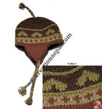 Woolen ear hat4