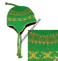 Woolen ear hat8