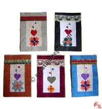 Hanging heart design cards (set of 5)