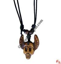 Khopadi bone pendant