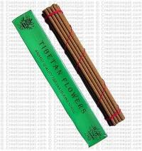 Tibetan flowers incense