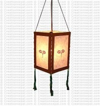 Buddha-eye Lamp shade 2