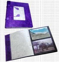 Cover cut small album