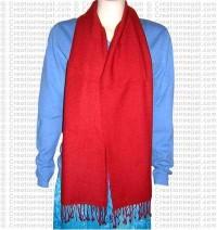 Pashmina line shawl