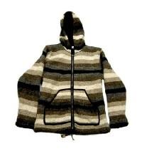 Woolen jacket 6