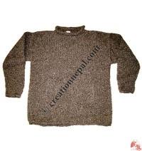 Woolen rollneck sweater1