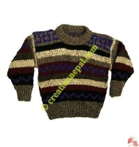 Woolen children sweater 2