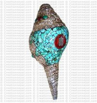 Kalachakra conch