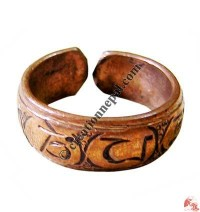 Cupper Mantra ring1