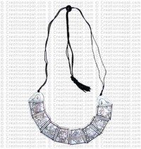 Astamangala necklace