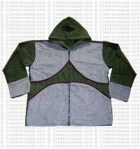 Joined shyama cotton jacket
