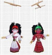 Mahankal-Ganesh small puppet