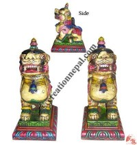Gatekeeper Lion set (Set of 2)