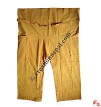 Shyama cotton sport type plain wrapper trouser2