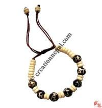 OM beads wristband
