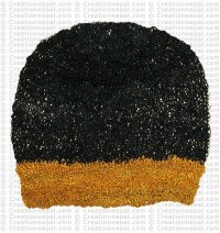 Crochet hemp cap2