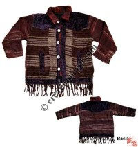 Light weight soft kid's jacket01